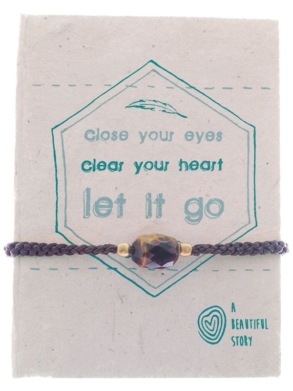 Storybook jewelry Let Go