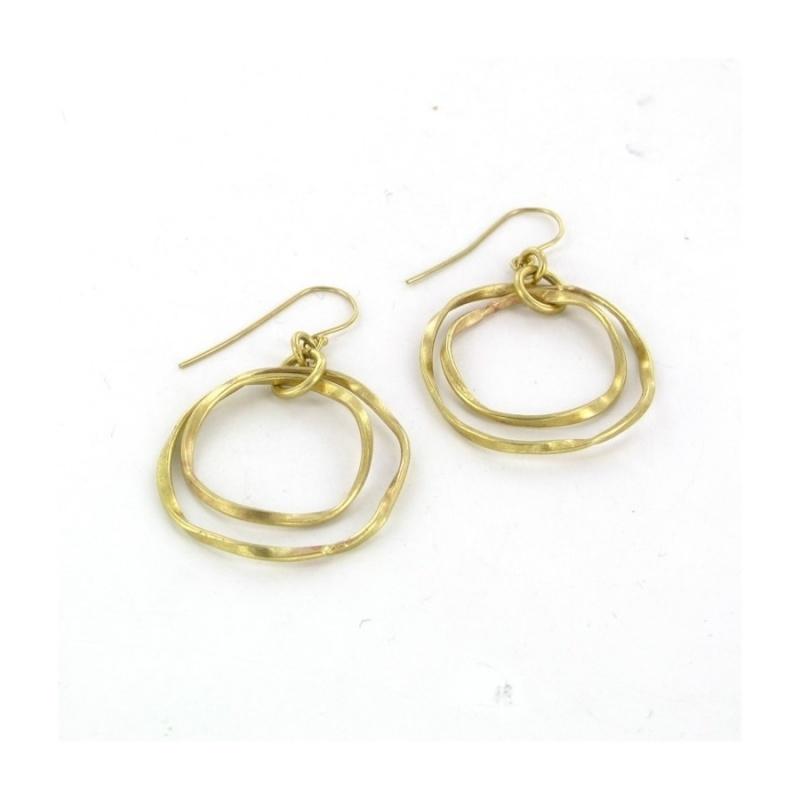 oorhanger - Igonye Earrings by Made Kenya