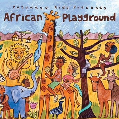 Putumayo African Playground