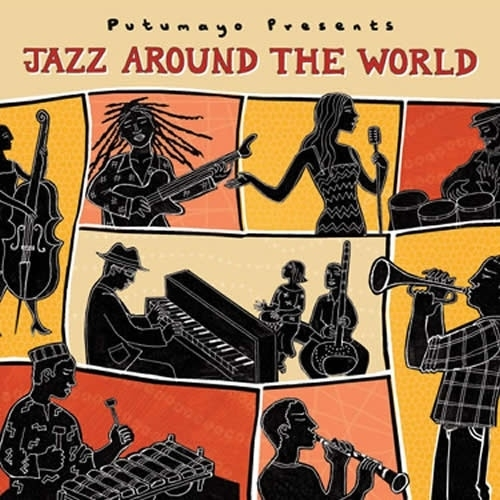 Putumayo Jazz around the World