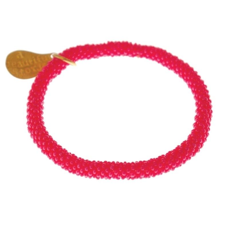 armband - Twist mandarin bracelet