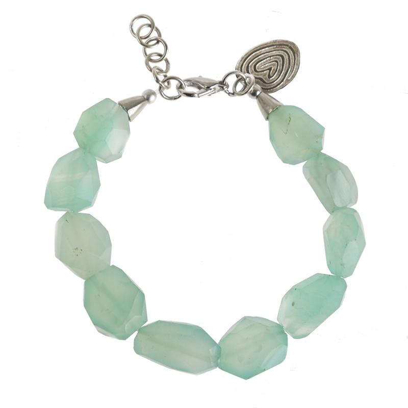 armband - All turquoise bracelet