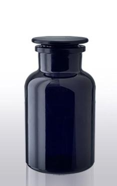 500 ml apothekersfles miron violet glas