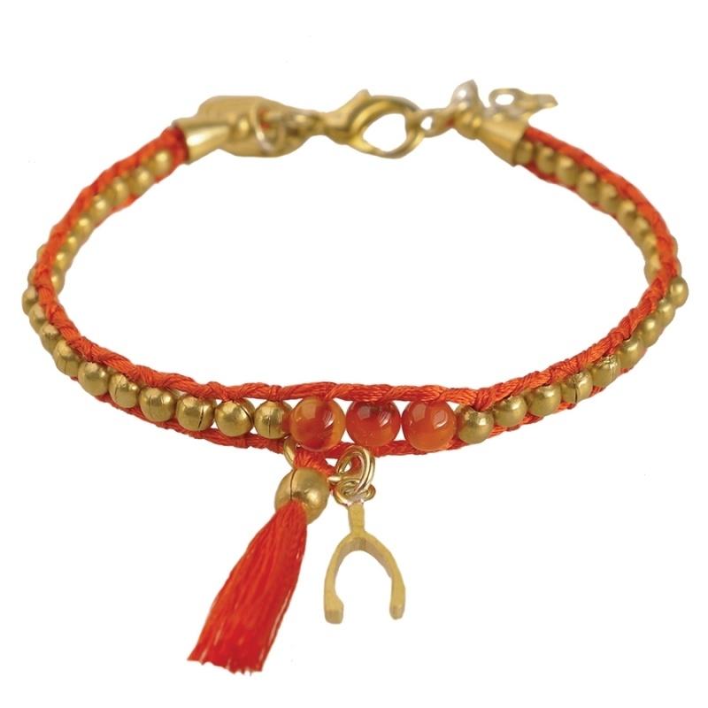 armband - Wishbone bracelet