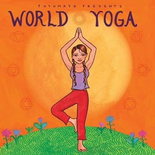Putumayo World Yoga