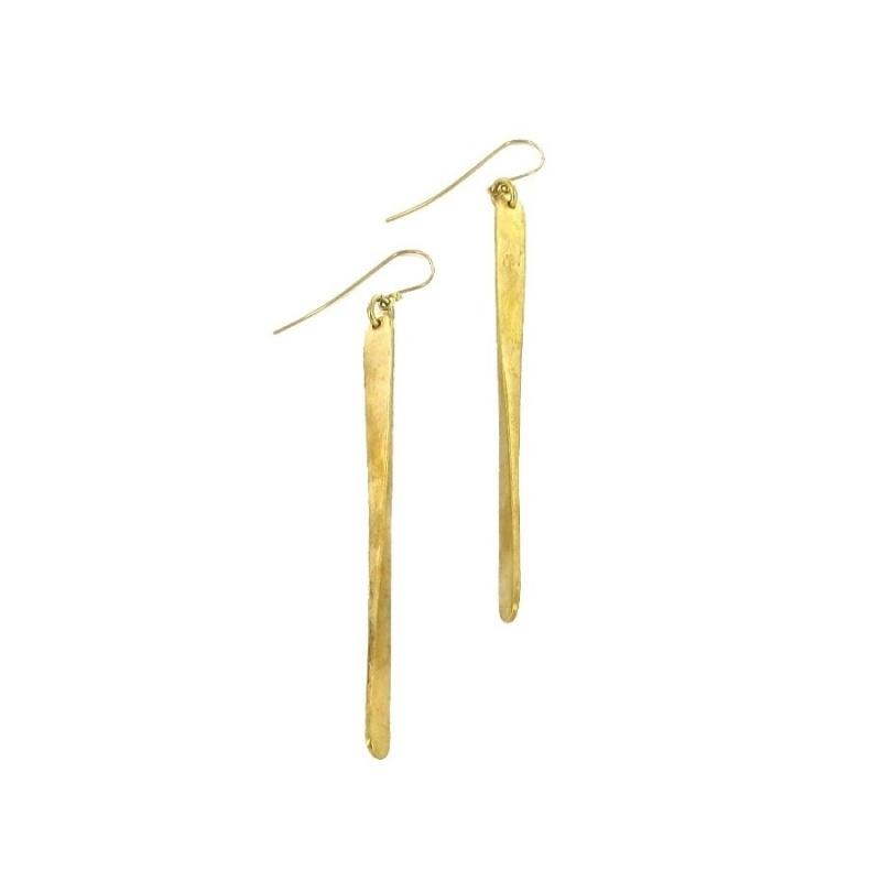 oorhanger - Twiga Drop Earrings by Made Kenya