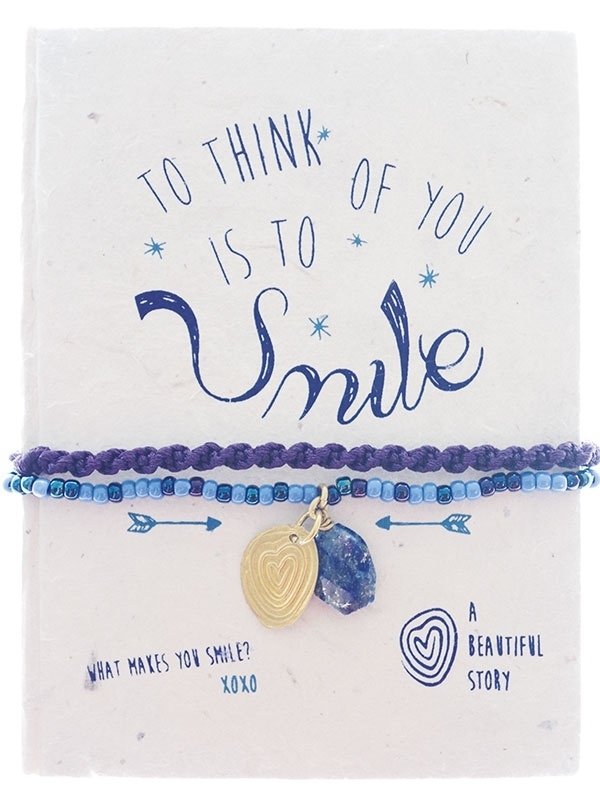 Storybook jewelry Smile