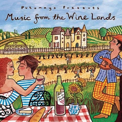 Putumayo Music from the Wine Lands
