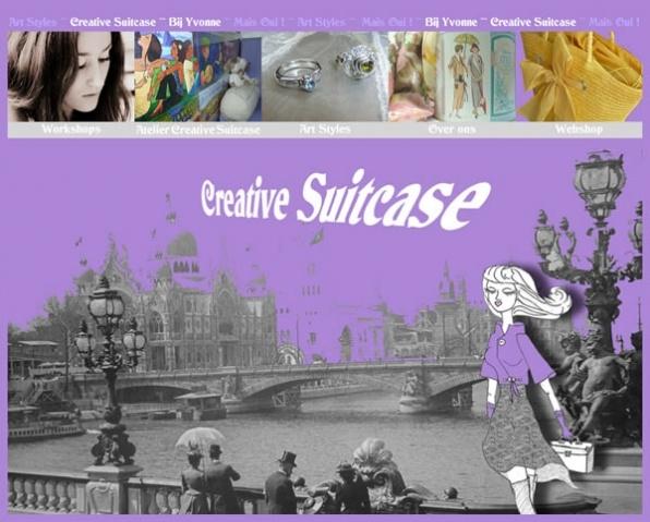 Creative Suitcase, Workshops & meer