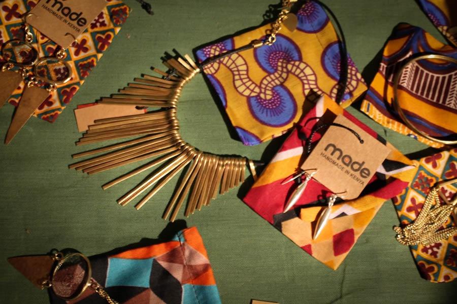 Made sieraden uit Kenia