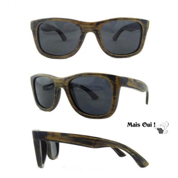 Mais Oui ! zonnebril Formidable Bambou Spots