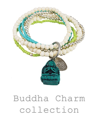 Buddha Charm Collection A Beautiful Story