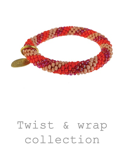 Twist & Wrap collection A Beautiful Story