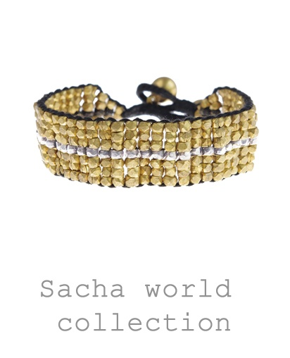 Sacha World hand cut beads A Beautiful Story