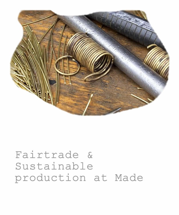 Sustainable fabrication at Made