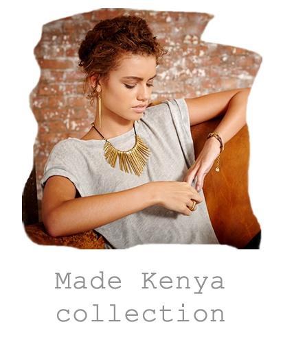 Made Kenya jewellery
