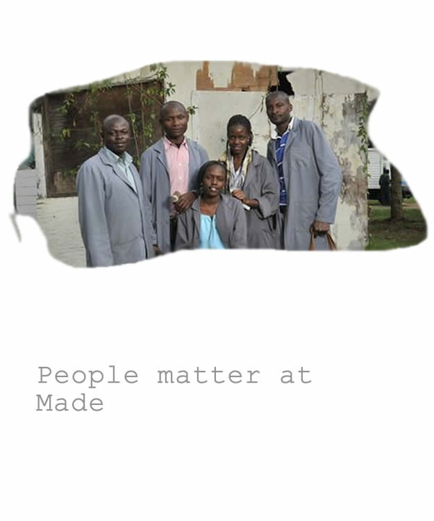 People matter at Made Kenya