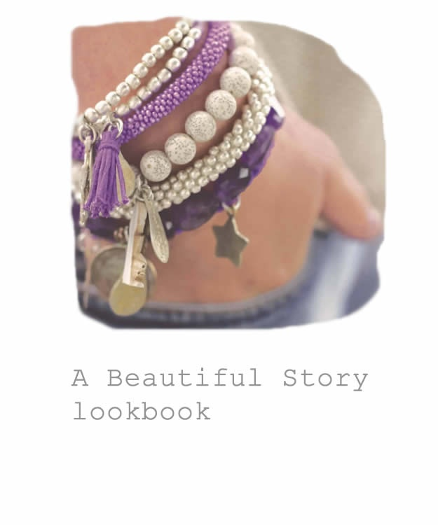 A Beautiful Story lookbook