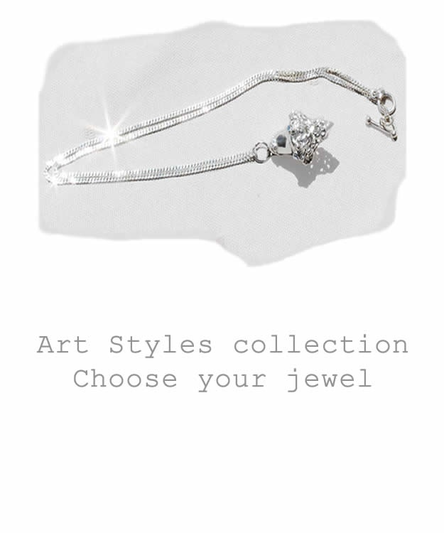 Art Styles jewellery collection