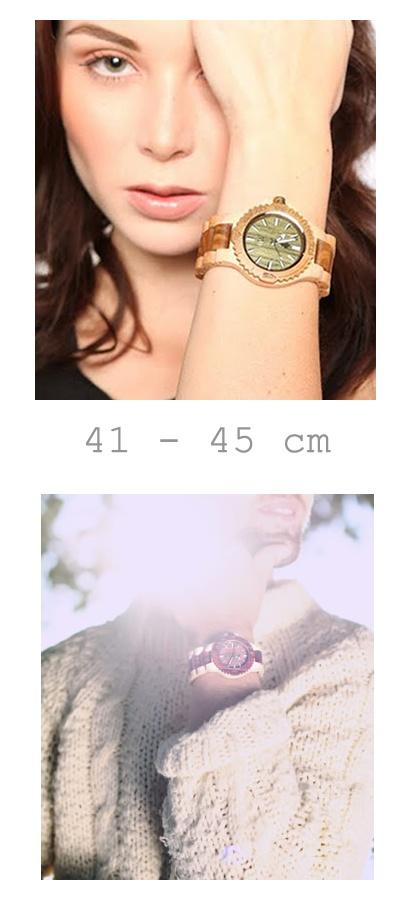 WeWood horloges Date Roman Sargas