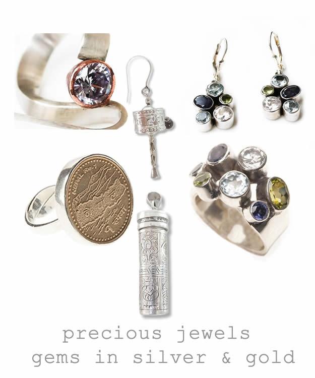 zilveren sieraden Studio Art Styles