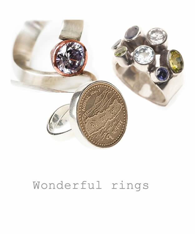 wonderful rings