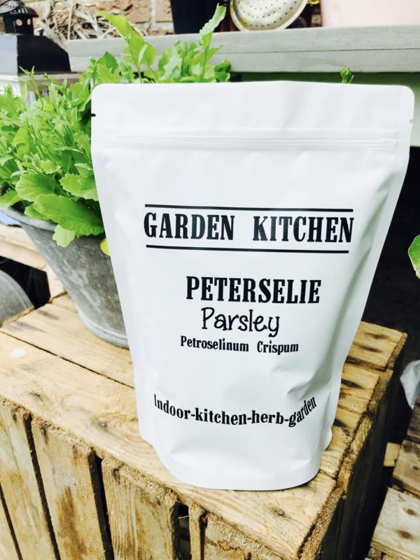 Garden kitchen Peterselie