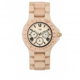 WeWood horloge 'Sitah beige'