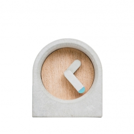 Studio PS MOAK Clock Turquoise