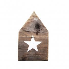 Onshus houten huisje HUS STER