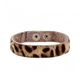 Tante Taat safari-armband Panter (klein)