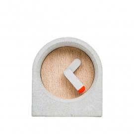Studio PS MOAK Clock Orange