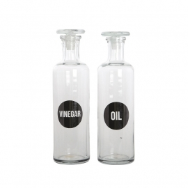 House Doctor flesjes `Oil & vinegar`