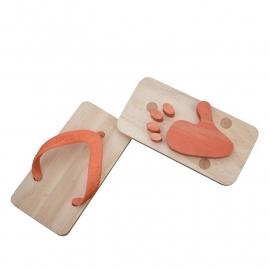 Kiko+ sandalen 'monkey'