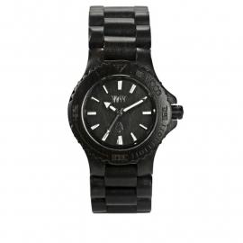 WeWood horloge `Date black`
