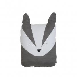 Fabelab kussen Bold Badger
