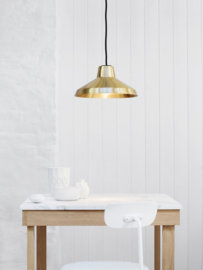 Northern Hanglamp Evergreen Brass