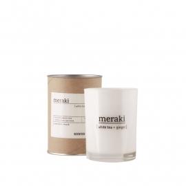 Meraki Geurkaars White tea + Ginger