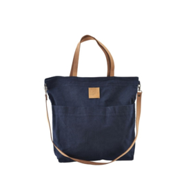 House Doctor Tas Solid Blue