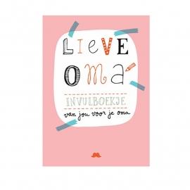 Uitgeverij Snor `Lieve Oma`