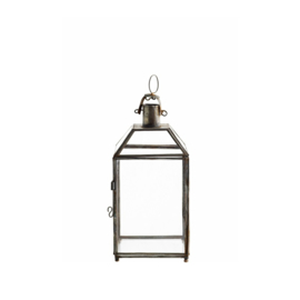 Tine K Home 4-sided Glass Lantaarn Simple