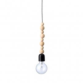 Bloomingville hanglamp Wooden Balls