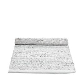 Rug Solid Lederen Vloerkleed Lime-Stone / div. afmetingen