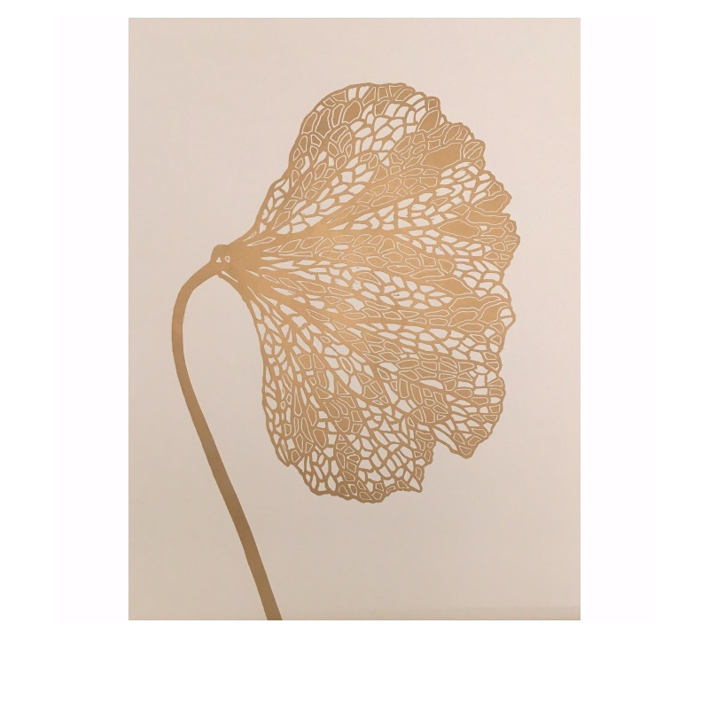 Monika Petersen Poppy 1 Gold/ Nude