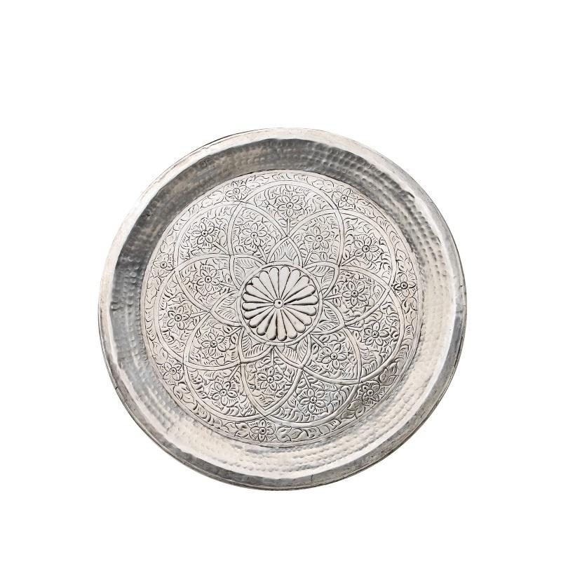 Van Verre Indian Flower Dienblad Ø48 cm
