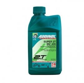 Addinol MZ 406 tweetakt olie , 1 liter.