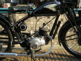 DKW RT98 , 1939 , verkocht.