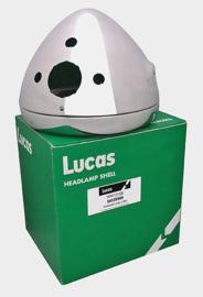 Koplamp huis 7 inch Lucas