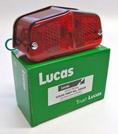 Lucas L564 achterlicht.