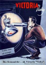 Victoria FM38 onderdelen , verkocht.